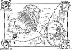 Brakenhill Map